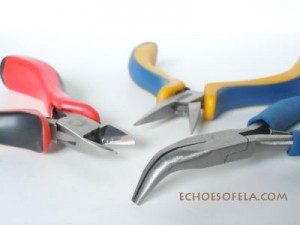 basic jewelry tools