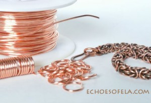 creating with copper
