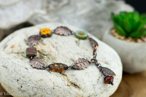 copper--bead-leaf-bracelet2
