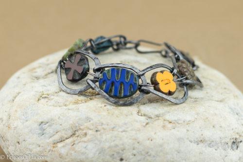 custom-copper-nature-bracelet1