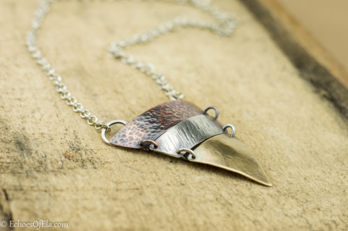 mixed-metal-triangle-necklace4
